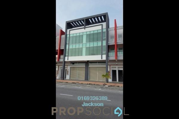 Shop For Sale in Taman Klebang Utama, Melaka Leasehold Unfurnished 0R/6B 770k