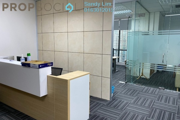 Office For Rent in The Vertical, Bangsar South Freehold Unfurnished 0R/0B 16.7k