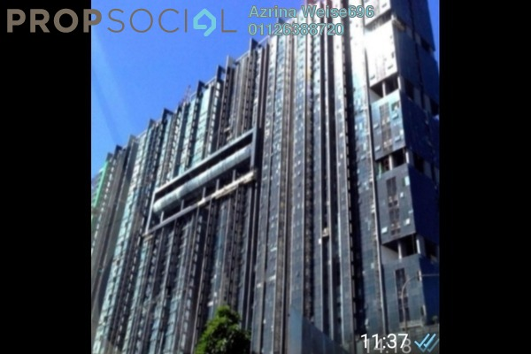 Condominium For Sale in M City, Ampang Hilir Freehold Fully Furnished 2R/2B 950k