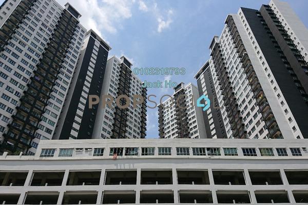 Condominium For Rent in OUG Parklane, Old Klang Road Freehold Unfurnished 3R/2B 1.15k