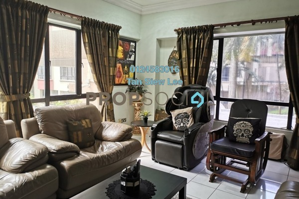 For Sale Condominium at Cameron Towers, Gasing Heights Freehold Semi Furnished 3R/2B 600k