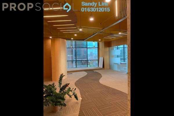 Office For Rent in The Vertical, Bangsar South Freehold Semi Furnished 0R/0B 8.28k