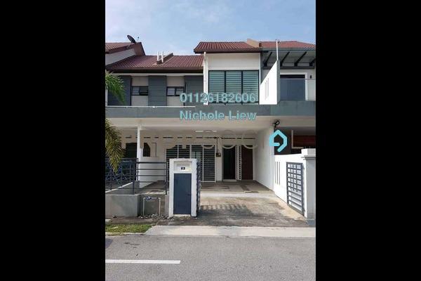 For Rent Link at Bandar Puteri Klang, Klang Freehold Semi Furnished 4R/3B 1.35k