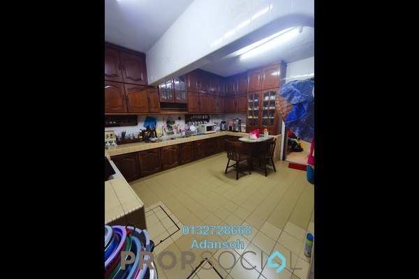 For Sale Terrace at Taman Daya, Kepong Freehold Semi Furnished 4R/4B 700k