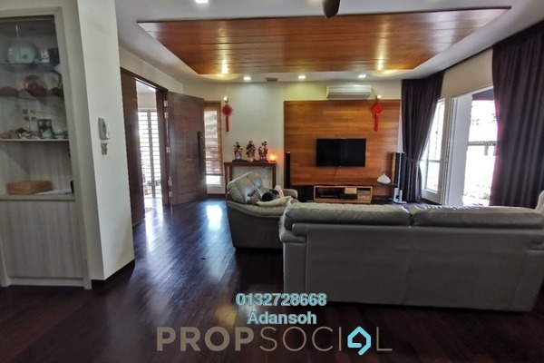 For Sale Bungalow at Idaman Hills, Selayang Freehold Semi Furnished 5R/5B 2.35m