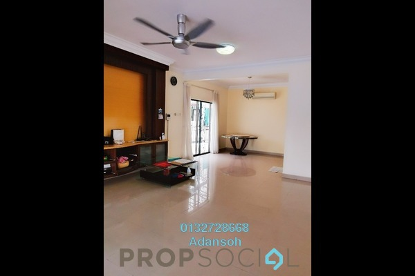 Terrace For Sale in Flora Impian, Segambut Freehold Semi Furnished 5R/4B 1.64m