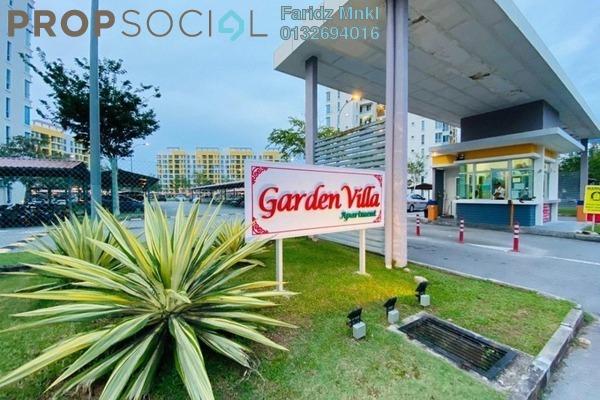 Apartment For Sale in Taman Bandar Senawang, Senawang Freehold Unfurnished 3R/2B 265k
