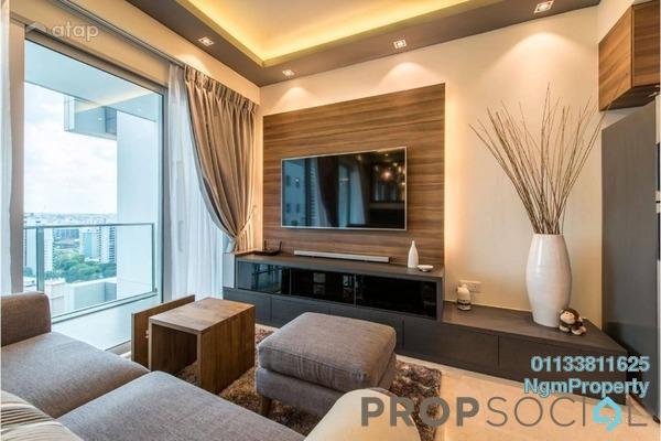 Condominium For Rent in Menara Duta 1, Dutamas Freehold Fully Furnished 4R/3B 1.8k