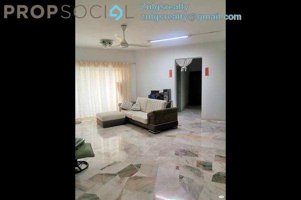 Condominium For Sale in Pandan Height, Pandan Perdana Freehold Semi Furnished 3R/2B 368k