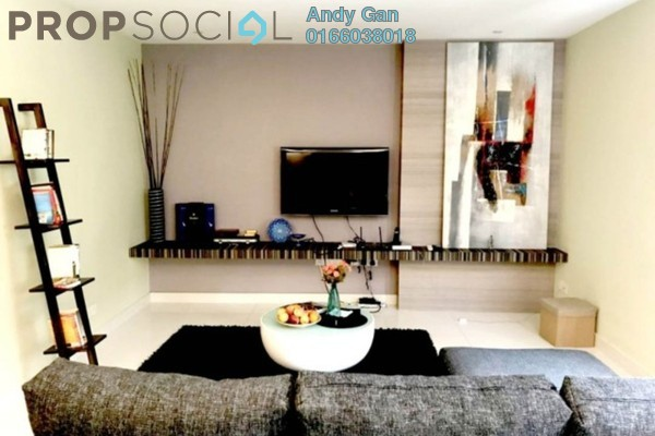 Apartment For Sale in Cliveden, Sri Hartamas Freehold Fully Furnished 1R/1B 650k