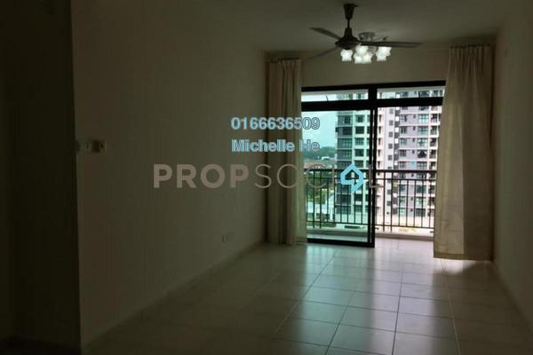 Condominium For Rent in The Garden Residences, Skudai Freehold Semi Furnished 1R/1B 850translationmissing:en.pricing.unit