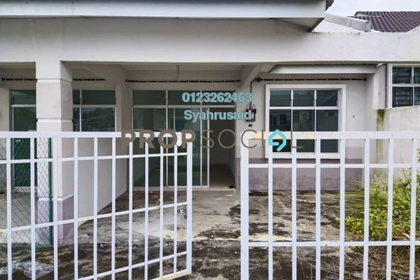 For Sale Terrace at Taman Seruling Jaya, Alor Gajah Freehold Unfurnished 3R/2B 200k