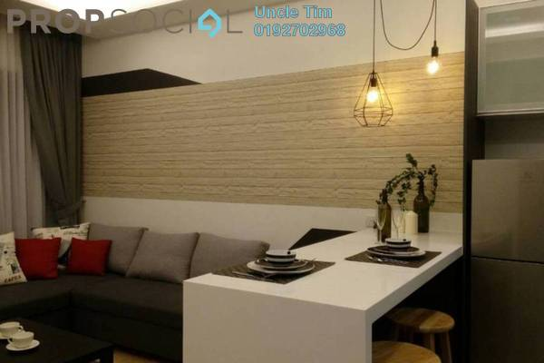 For Rent Condominium at You One, UEP Subang Jaya Freehold Fully Furnished 2R/2B 2k