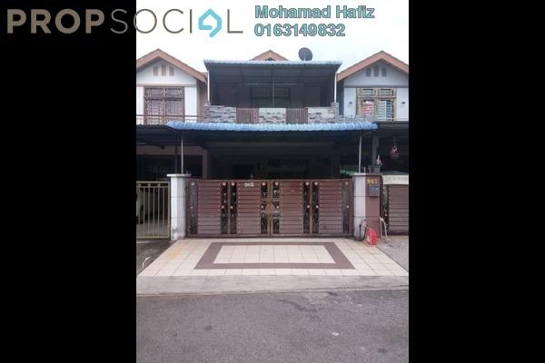 Terrace For Sale in Saujana Jaya, Kulai Freehold Semi Furnished 3R/2B 300k