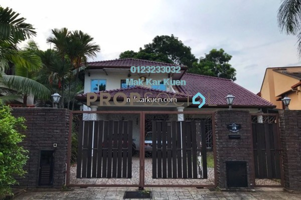 For Sale Bungalow at Bukit Damansara, Damansara Heights Freehold Unfurnished 0R/0B 4.21m