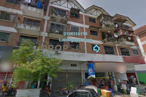 Apartment For Sale in SL11, Bandar Sungai Long Freehold Unfurnished 3R/1B 160k