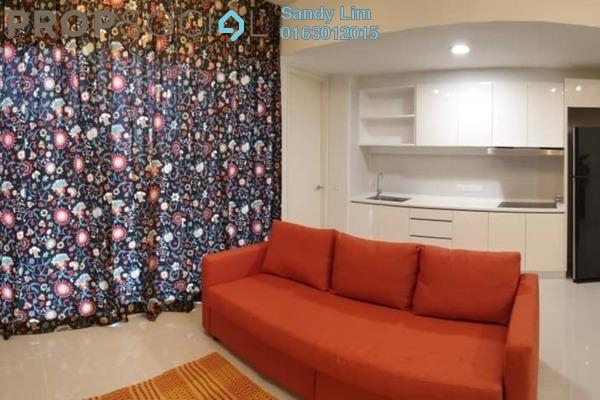 For Sale Condominium at Verdi Eco-dominiums, Cyberjaya Freehold Fully Furnished 1R/1B 430k