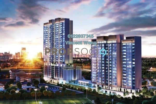 Condominium For Sale in Pavilion Embassy Residence, Kuala Lumpur Freehold Semi Furnished 4R/5B 2.31m