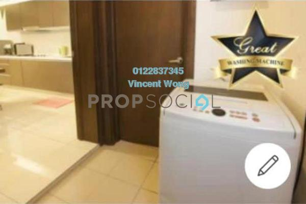 Serviced Residence For Rent in Regalia @ Jalan Sultan Ismail, Kuala Lumpur Freehold Fully Furnished 2R/2B 2.3k