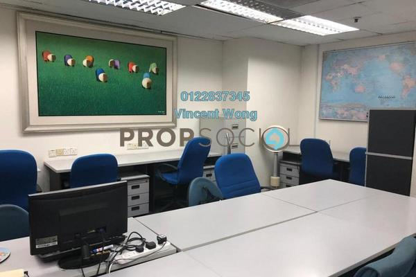 Office For Rent in Wisma Cosway, KLCC Freehold Fully Furnished 0R/0B 2.6k