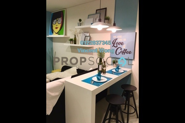 Condominium For Rent in Summer Suites, KLCC Freehold Fully Furnished 2R/1B 2.8k