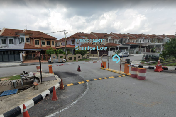 Terrace For Rent in BP14, Bandar Bukit Puchong Freehold Semi Furnished 4R/3B 1.8k