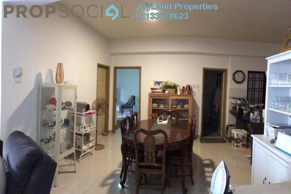 Apartment For Sale in Pelangi Astana, Bandar Utama Leasehold Semi Furnished 3R/2B 460k