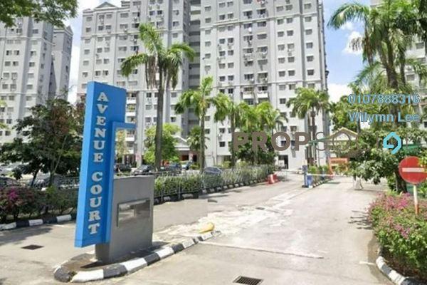 Apartment For Rent in Taman Sri Sentosa, Old Klang Road Freehold Semi Furnished 3R/2B 1.2k