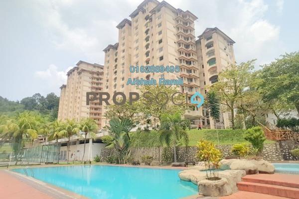 Condominium For Sale in Villa Duta, Bukit Antarabangsa Freehold Semi Furnished 3R/2B 270k