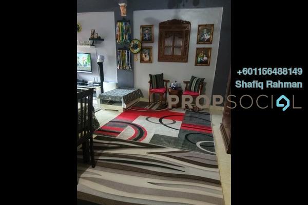 For Sale Apartment at Taman Cheras Intan, Batu 9 Cheras Freehold Semi Furnished 3R/2B 290k