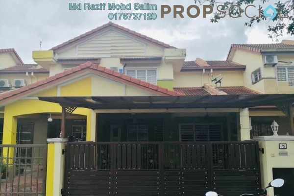 Terrace For Sale in Bukit Raja Industrial Park, Klang Freehold Unfurnished 3R/2B 487k
