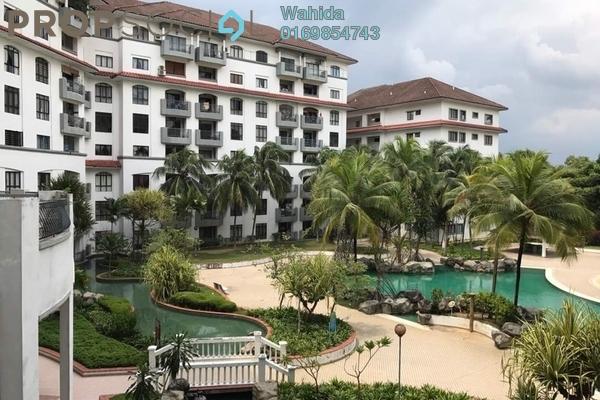 Condominium For Sale in Sri Alam, Shah Alam Freehold Semi Furnished 4R/2B 480k
