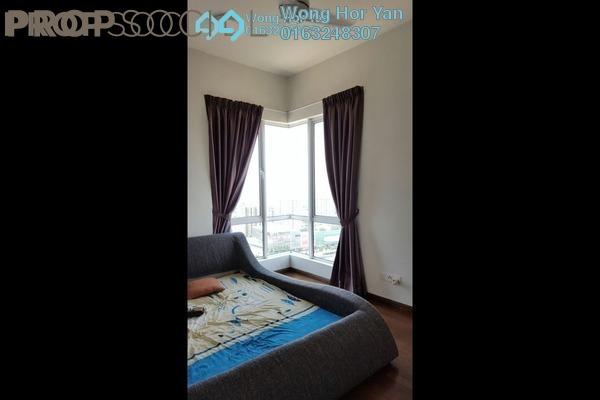Serviced Residence For Sale in Glomac Damansara, TTDI Freehold Semi Furnished 3R/2B 930k
