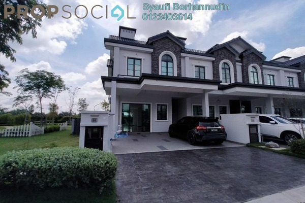 Villa For Sale in Setia Eco Glades, Cyberjaya Freehold Unfurnished 3R/4B 1.35m