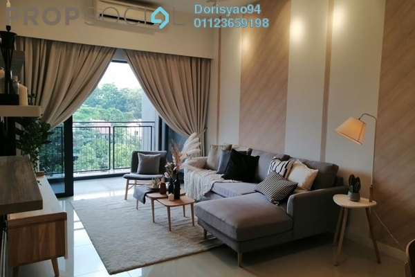 Condominium For Sale in Mei On The Madge, Ampang Hilir Freehold Semi Furnished 3R/3B 433k