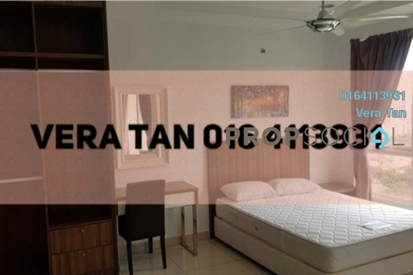 SoHo/Studio For Rent in Mansion One, Georgetown Freehold Fully Furnished 0R/1B 2.2k
