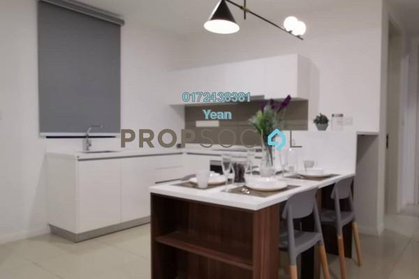For Rent Condominium at Novum, Bangsar South Freehold Fully Furnished 2R/2B 3.3k
