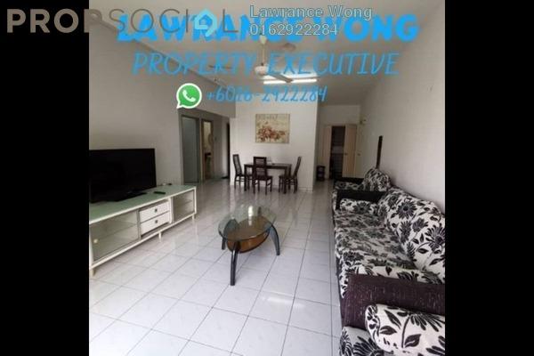 For Rent Condominium at Endah Ria, Sri Petaling Freehold Fully Furnished 3R/2B 1.3k