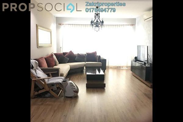 Condominium For Sale in Sterling, Kelana Jaya Freehold Semi Furnished 4R/3B 850k