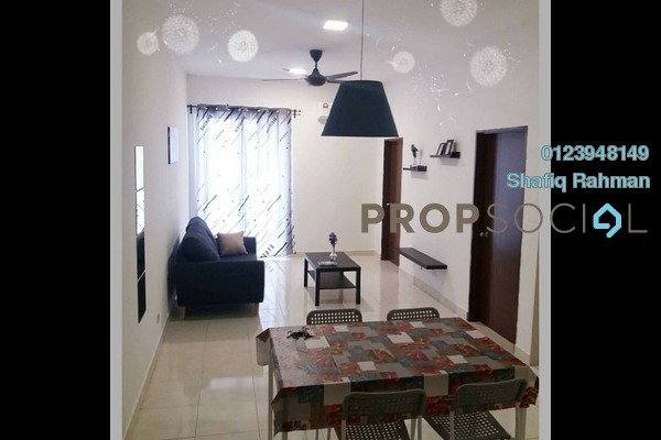 Apartment For Sale in Ascotte Boulevard, Semenyih Freehold Fully Furnished 3R/2B 285k