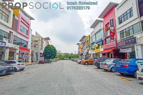 For Rent Shop at Section 7, Shah Alam Freehold Unfurnished 0R/0B 22k