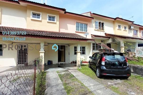 Terrace For Sale in Taman Kesumba, Rawang Freehold Unfurnished 4R/3B 280k