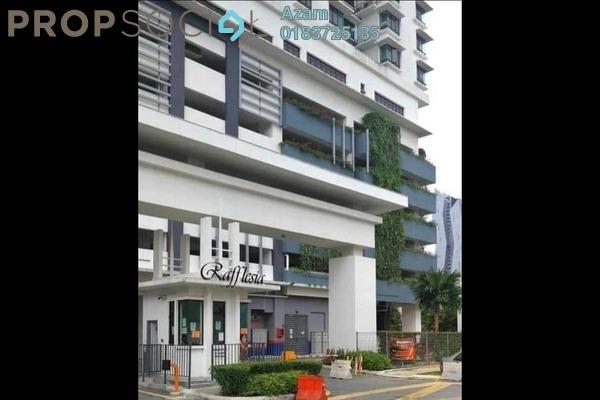 Condominium For Rent in Sentul Rafflesia, Sentul Freehold Semi Furnished 3R/2B 1.5k