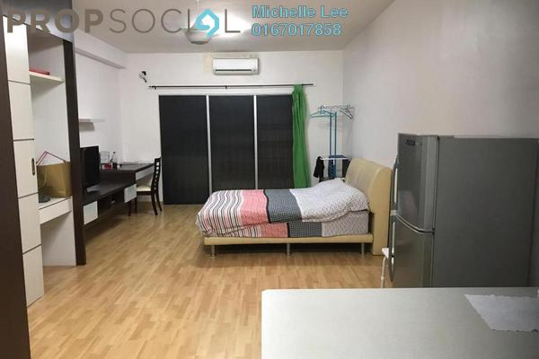 Serviced Residence For Sale in Prima Regency, Johor Bahru Freehold Fully Furnished 1R/1B 225k