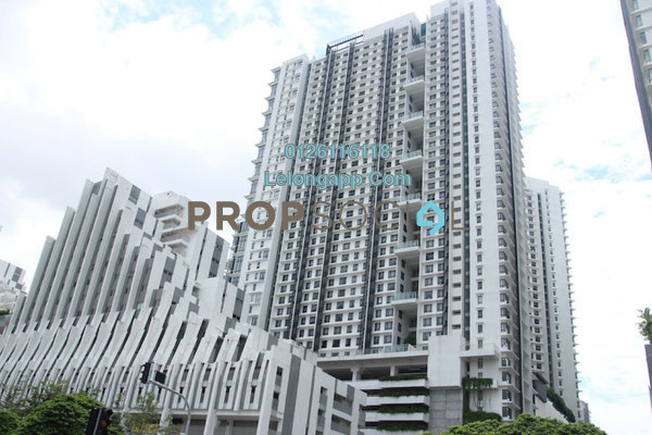 Condominium For Sale in Solstice @ Pan'gaea, Cyberjaya Freehold Unfurnished 1R/1B 227k