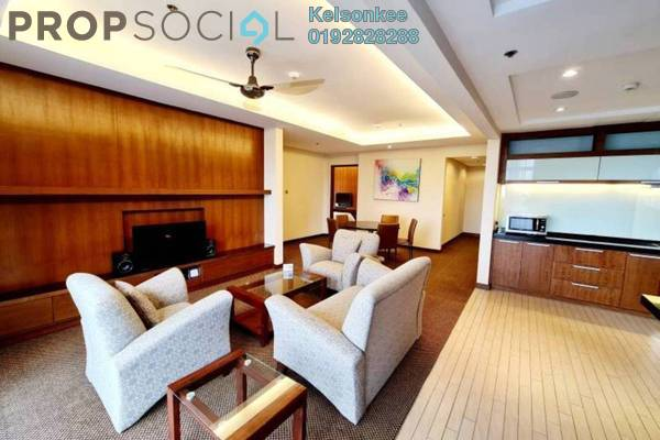 For Rent Condominium at The Gardens, Mid Valley City Freehold Fully Furnished 2R/2B 4.7k