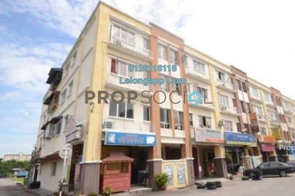 Condominium For Sale in Kinrara Mas, Bukit Jalil Freehold Unfurnished 2R/2B 168k