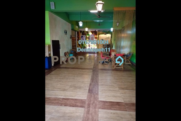For Rent Shop at Taman Permas Jaya, Bandar Baru Permas Jaya Freehold Fully Furnished 0R/2B 1.2k