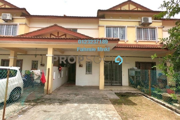 For Sale Terrace at Seri Pristana, Sungai Buloh Leasehold Unfurnished 4R/3B 400k