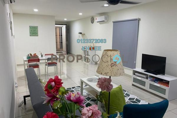 Condominium For Rent in Maisson, Ara Damansara Freehold Fully Furnished 2R/2B 2.2k